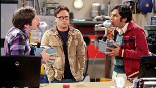 The Big Bang Theory 05x02 : The Infestation Hypothesis- Seriesaddict